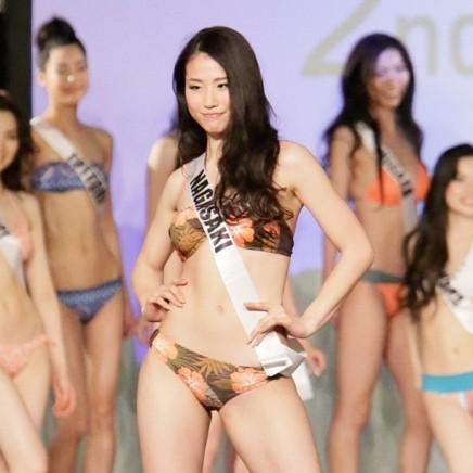 Keiko Tsuji er dette års Miss UniverseJapan