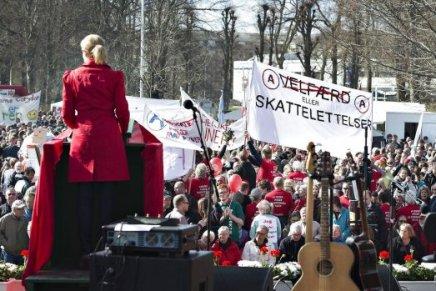 Aktivister vil sabotere Thornings 1.maj-tale