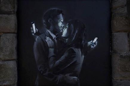 Banksy kan stadig