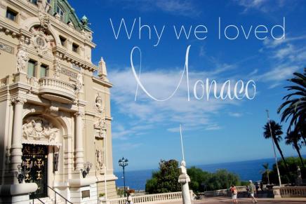 Man kan faktisk godt rejse til Monaco somcouchsurfer