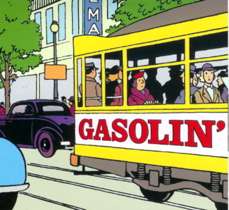 Søren Berlev anbefaler det første Gasolin'album