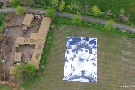 Drone-kunst er dødeligtalvor