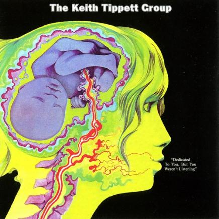 Poul Jupont har fundet dette sjældne Keith Tippett albumfrem