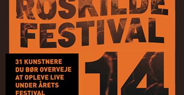 The Meat anbefaler 31 navne på RoskildeFestival