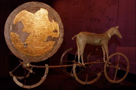 Danmarkshistorie: Forhistorie frem til sen Jernalder (500e.Kr.)