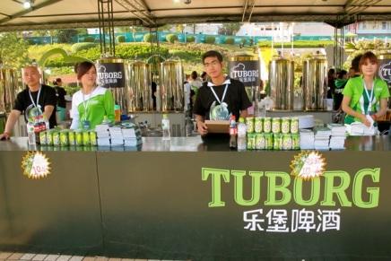 Tuborg afholder musik-pressekonference iBeijing