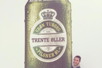 Tuborg har anvendt Anders Trente(m)øllers navn uden at spørge omlov