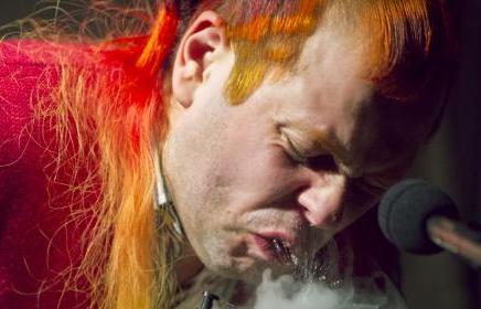 Goodiepal spiller tre koncerter sammen med The Brazierlights In The Window iJAZZHOUSE