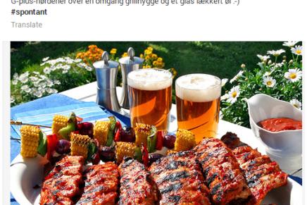 God Google+ stil fraKolding