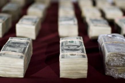 Det er dollarsedler der anvendes til kriminalitet, ikkeBitcoin