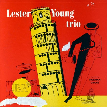 Fire numre fra Lester Young Trioalbummet
