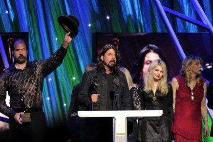 Nirvana – Rock´n´Roll Hall Of Fame 2014