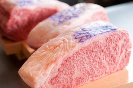 Det første Kobe kød kommer tilDanmark