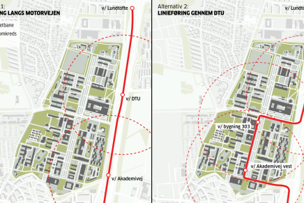 Milliardaftale: Mere letbane til Aarhus ogDTU