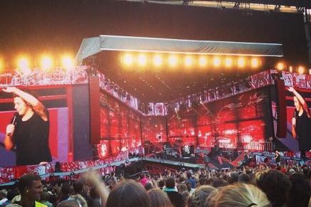 Parkens nye wifi bliver sat på prøve når 40,000 snapchatter One Direction på éngang!