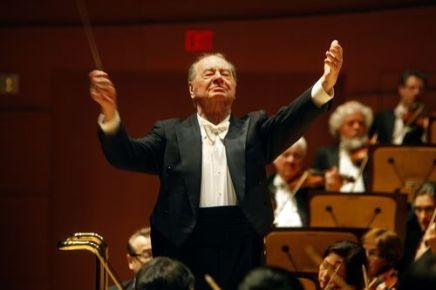 Rafael Frühbeck de Burgos stopper som chefdirigent for DR Symfoniorkestret