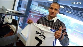 Franco Mussis er den første argentinske spiller i FCKshistorie