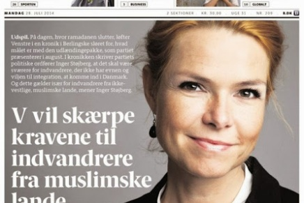 Islamisk Trossamfund: Vil Støjberg indføreApartheid?