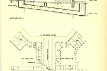 Se tegningerne af den hemmelige tunnel underAmalienborg