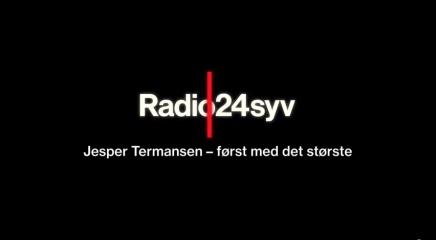 Jesper Termansens MUS påRadio24syv