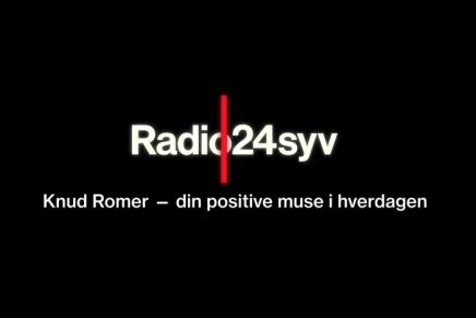 Knud Romers MUS påRadio24syv