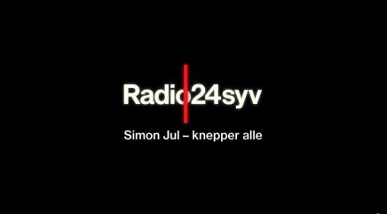 Simon Juls MUS påRadio24syv