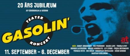 Teaterkoncert Gasolin 2014 – Snehvide med FridaBrygmann