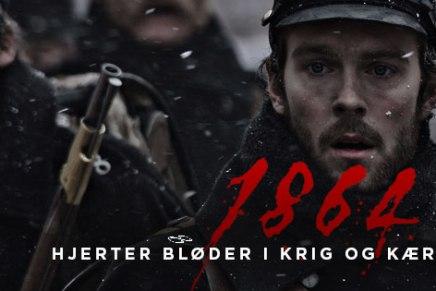 Se trailerne for den danske TV serie 1864 her [opdateresløbende]