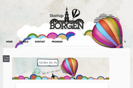 Hvad er StartupBorgen?