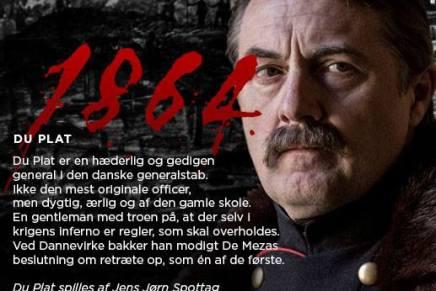 Jens Jørn Spottag spiller Glode Du Plat i1864