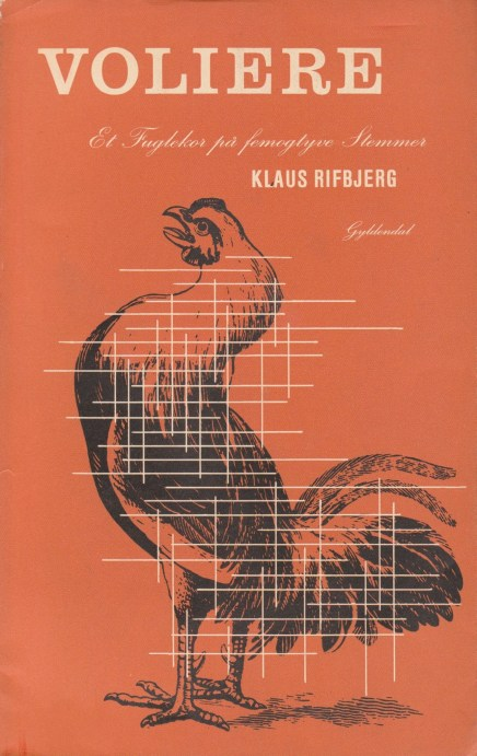 Klaus Rifbjerg: Voliere – et fuglekor på 25 stemmer(1962)