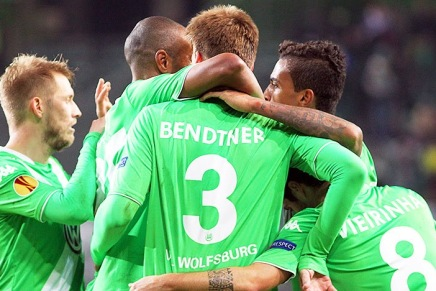 Nicklas Bendtner er den mest omtalte fodboldspiller iEuropa