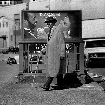 Fotografen Henrik Saxgren i Harlem 1982 (og andresteder)