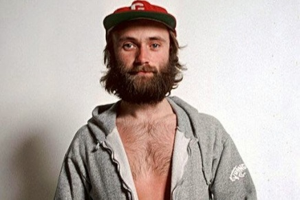 Attention, hipsters: Phil Collins var langt, langt foran jer