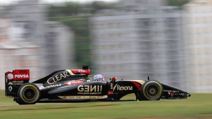Formel 1 tilDanmark?