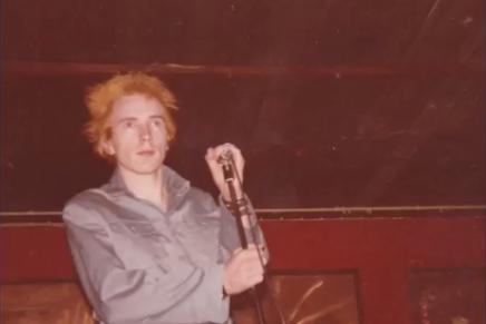 Optagelsen af Sex Pistols koncerten i Sverige i 1977 der ikkeeksisterer!