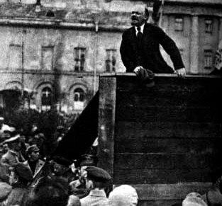 Årsdagen for Oktoberrevolutionen