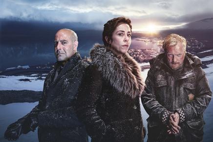 Se Sofie Gråbøl i den nye britiske TV serie 'Fortitude'