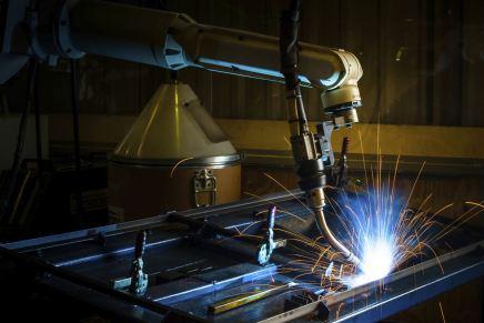 Robotter skaber job og vækst iindustrien