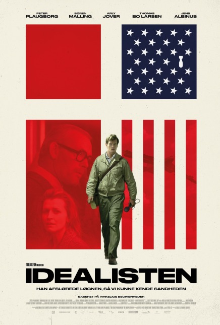 Idealisten er en ny dansk politisk thriller af ChristinaRosendahl