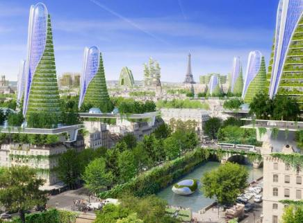 Paris som grønfremtidsby