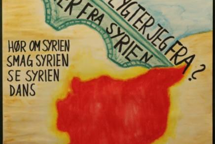 Unge syrere vil bidragepositivt