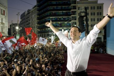 Storsejr til Syriza iGrækenland
