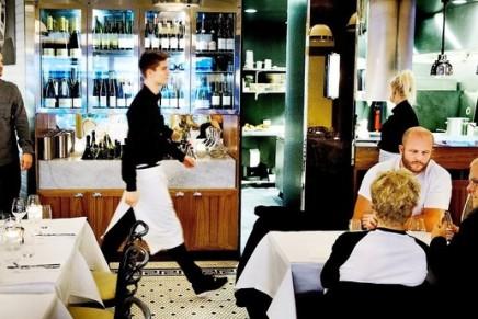 Ny restaurant: BarCentral