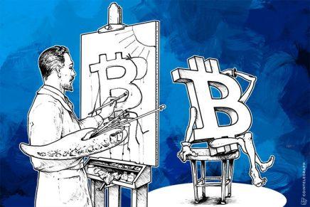 Digital billedkunstner anvender Bitcoin, Instagram og Reddit forretningsmodel