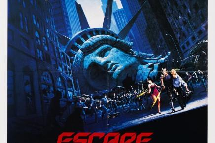 Kultfilmen Escape From New York blivergenindspillet