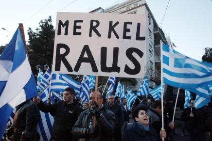 Grækenland bliver ræverødt