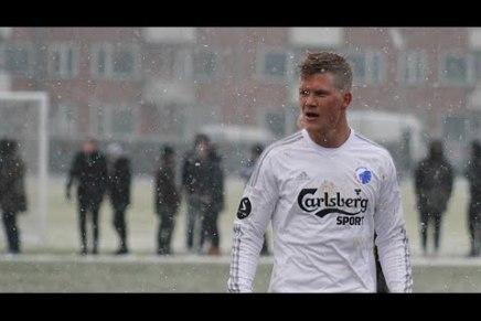 Highlights: FCK v Brønshøj(3-2)