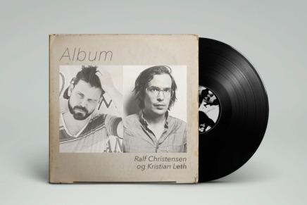 Ralf Christensen og Kristian Leth crowdfunder radioprojekt påKickstarter