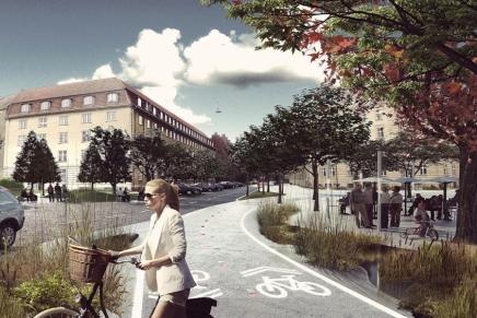 Al Jazeera skriver om St. Kjeld området iKøbenhavn